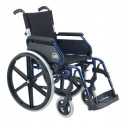 Silla De Ruedas Plegable Breezy 250P Respaldo Partido  Sunrise Medical