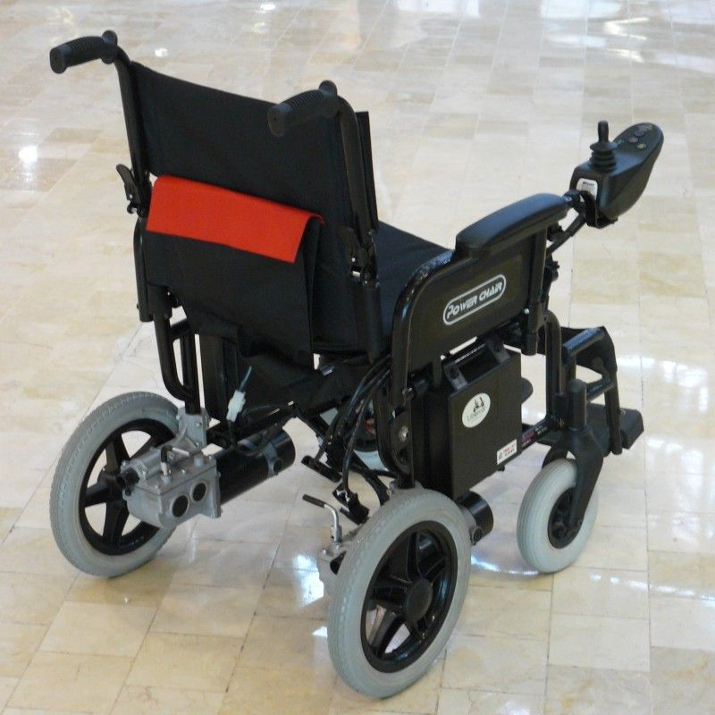 silla de ruedas electrica power chair libercar