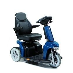 Scooter Elite 2 Plus 3 Ruedas con Suspensión - Sunrise Medical SC
