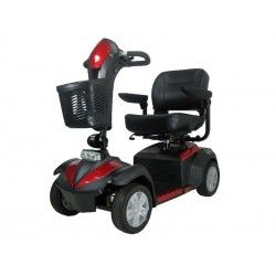 Scooter Greco. Robusto, Ideal Para Parques. Con Luces - Obea Chair SC