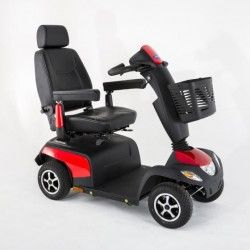 Scooter Orion Metro Con 4 Ruedas - Invacare SC