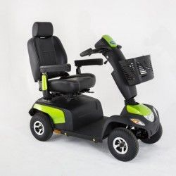 Scooter Orion Pro Con Suspension y 4 Ruedas Grandes - Invacare SC