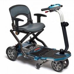 Scooter Brio S Plegable. Con Reposabrazos. Compacto Manejable - Apex SC