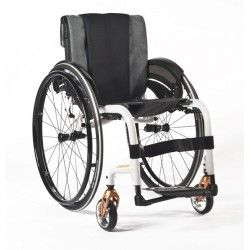 Silla de Ruedas Quickie Xenon Activa Plegable  - Sunrise Medical SC