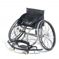 Silla de Ruedas Quickie All Court Deportiva - Sunrise Medical SC