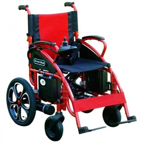 Silla de Ruedas Eléctrica Libercar Power Chair